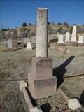 Image for Samuel Nahm - Masonic Cemetery - Las Vegas, New Mexico