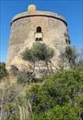 Image for Torre Picada, Pirate Defence Tower -  Port de Soller, Mallorca, Spain