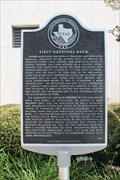 Image for First National Bank