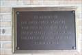 Image for Creek Warriors Who Died in Battle at Horseshoe Bend -- Horseshoe Bend NMP, Daviston AL