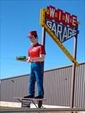 Image for Howard Huge: Muffler Man - Fredericksburg, TX