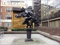 Image for Bellerophon Taming Pegasus - Finsbury Avenue, London, UK
