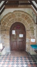 Image for Romanesque Arch - St Michael - Fenny Drayton, Leicestershire