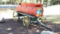 Image for Water Wagon at Collier State Park Logging Museum - Chiloquin, OR