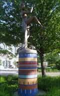 Image for Pedestal for Katherine Dunham Sculpture - Joliet, IL