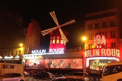 Moulin Rouge - Paris, 2014