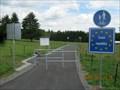 Image for Grenze Deutschland/Tschechische Republik bei Bärnau/ Bayern/ Deutschland