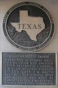 Image for Willis Methodist Church