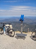 Image for Binocular at the summit of Mont Ventoux - Provence/France