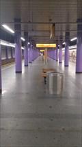 Image for Zlicin Metro station, Prague - Czech Republic