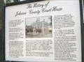 Image for The History of Johnson County Court House - Vienna, IL