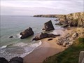 Image for Carnewas and Bedruthan Steps, North Cornwall, UK