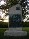 Image for 15th Pennsylvania Anderson Cavalry Monument ~ Chickamauga Georgia