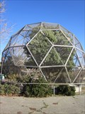 Image for Bird cage in a dome at Merritt Lake - Oakland, CA