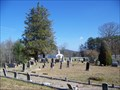 Image for Hot House Missionary Baptist Church Cemetery - Mineral Bluffs, GA