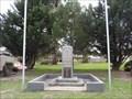 Image for Cann River War Memorial - Cann River, Vic, Australia