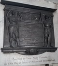 Image for Memorial Plaque - Holy Trinity, Milton Regis - Sittingbourne, Kent