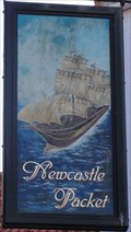 Image for Newcastle Packet – East Sandgate, Scarborough, UK