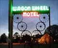 Image for Historic Route 66 - Wagon Wheel Motel - Cuba, Missouri, USA