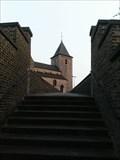 Image for NGI Meetpunt 34E56C1, Sint-Martinus Kerk, Tongeren