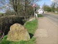Image for Boundary Stone - Cropredy, Oxfordshire, UK