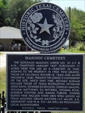 Image for Masonic Cemetery