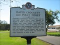 Image for David Crockett and Polly Finley - 1C89 - Jefferson City, TN