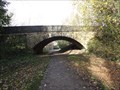 Image for Bakewell Station Arch Bridge Over Monsal Trail - Bakwell, UK
