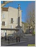 Image for La Fontaine de la Colonne - Riez, Paca, France