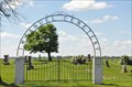 Image for Immanuel Lutheran Cemetery West Entrance Arch