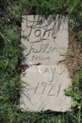 Image for Tom Fuller - Clara Cemetery - Clara, TX