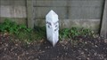 Image for Leeds Liverpool Canal Milestone – Maghull, UK