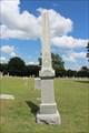 Image for E.A. Buckholts - Oakland Cemetery - Oakland, OK