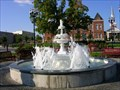Image for Park Fountain ~ McMinnville Tennessee