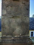 Image for 1728 - Statue pedestal - Manetin, Czech Republic