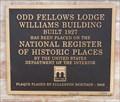 Image for Odd Fellows Lodge - 1927 - Fullerton, CA