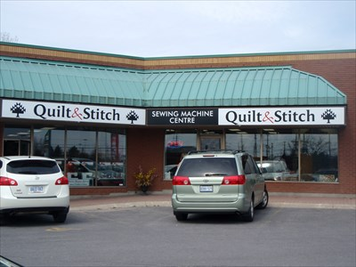 Quilt & Stitch - Kingston, Ontario - Quilt Shops on Waymarking.com : quilt shops ontario - Adamdwight.com