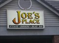Image for Joe's Place