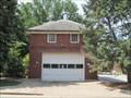 Image for Fire House - Fort Crook Historic District - Offutt Air Force Base, Nebraska