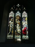 Image for Stained Glass Windows, St Mary at Stoke - Ipswich, Suffolk