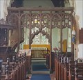 Image for Rood Screen - St Mary - Yaxley, Suffolk