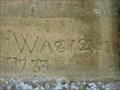 Image for Ancient Graffiti on Church Wall