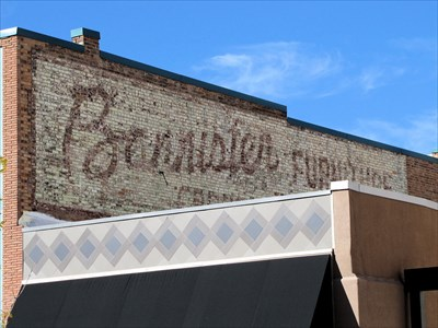 Bannister Furniture Grand Junction CO Ghost Signs on