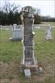 Image for George E. Holt - Dodd City Cemetery - Dodd City, TX