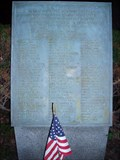 Image for Monument to Soldiers of Co. A, 211th Regiment, Pennsylvania Volunteers, Meadville, PA