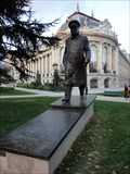 Image for Winston Churchill  -  Paris, France