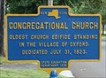 Image for Congregational Church - Oxford, NY
