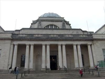 Amgueddfa Cymru - National Museum Cardiff - Wales.