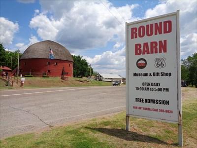 veritas vita visited The Round Barn