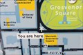 Image for You Are Here - Grosvenor Square, London, UK